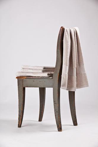 Bavlněný ručník a osuška Interimex BR-5852 béžový
