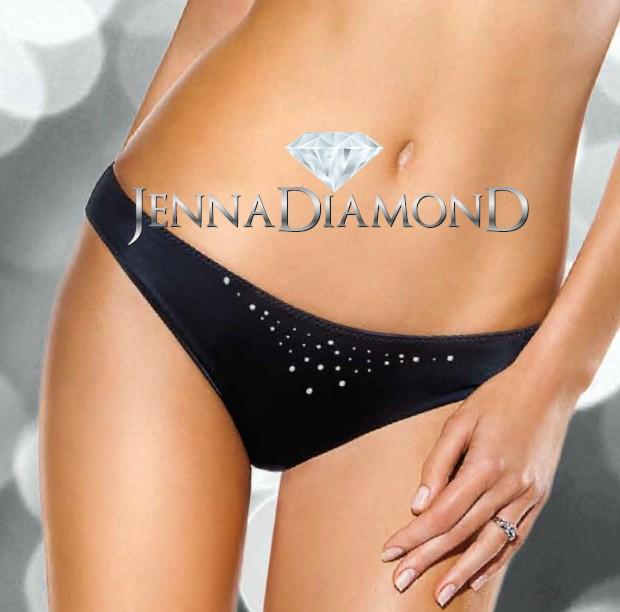 Dámské brazilky Lormar Jenna Diamond