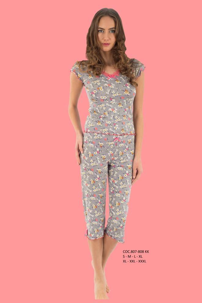 Dámské kapri pyžamo Cocoon 807 KK