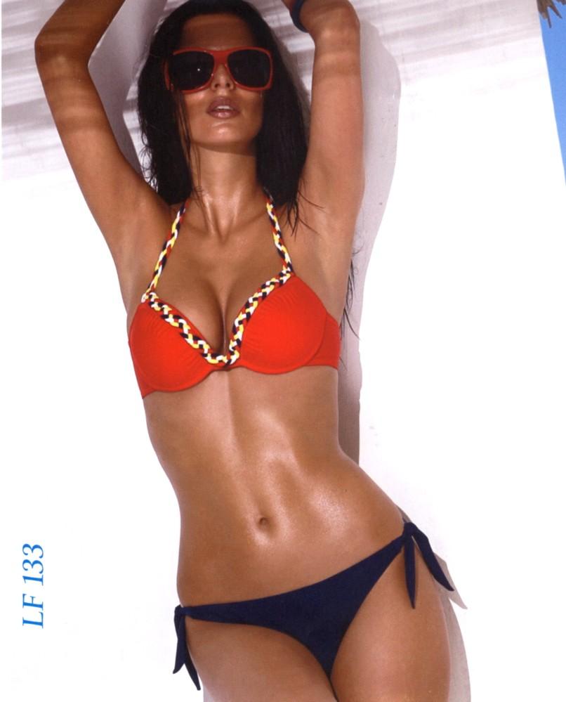 Dámské push-up plavky Lilly LF133