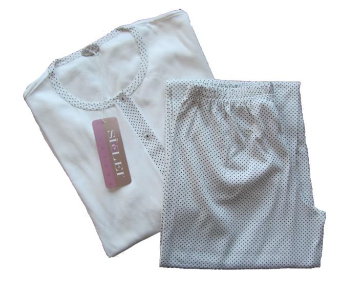 Dámské pyžamo dlouhé Síélei PO14