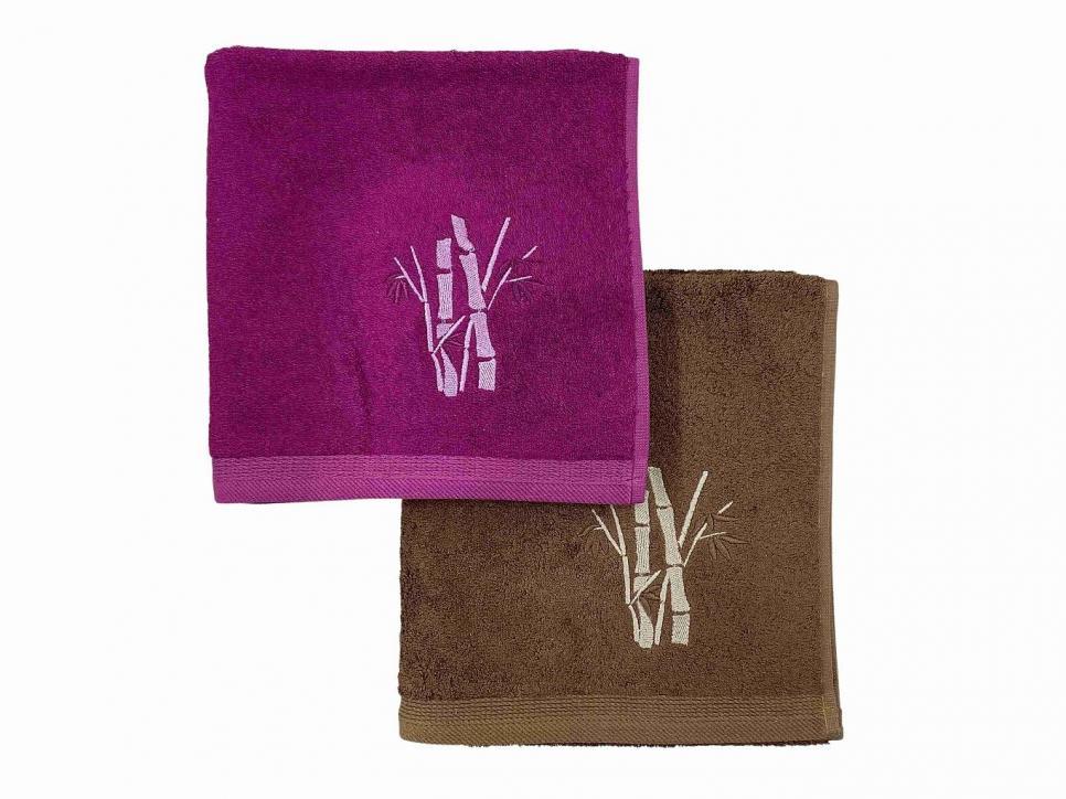 Bambusový ručník a osuška Boston 500 g/m2