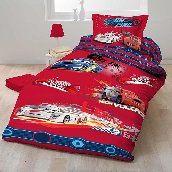 Bavlněné povlečení - Cars 2012
