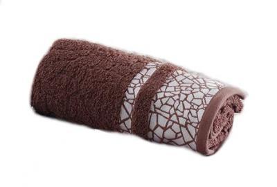 Bavlněný ručník Bade Home Kréta