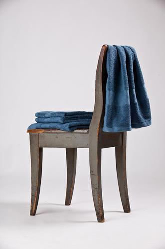 Bavlněný ručník Interimex BR-5852 petrolejový