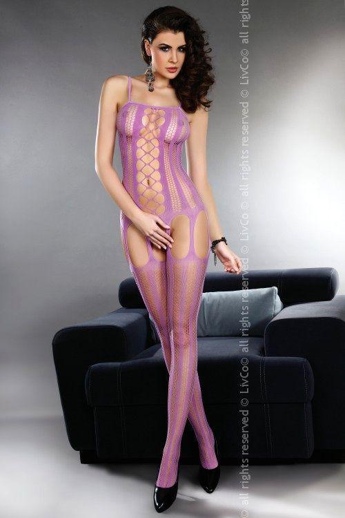 BDámské body Livia Corsetti Almas african violet