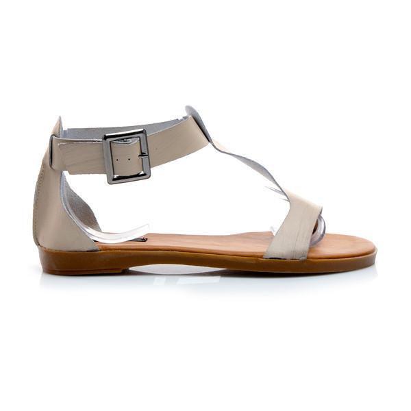 Bezchybné béžové sandály Vices U399BE