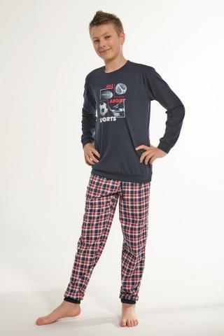 Chlapecké pyžamo Cornette 593/100 Kids sport