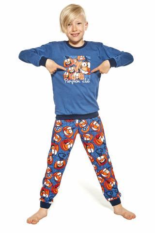 Chlapecké pyžamo Cornette 776/123 Pumpkin jeans
