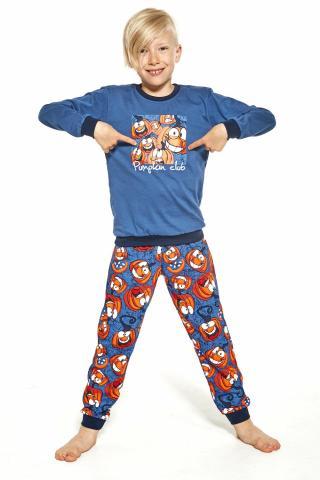 Chlapecké pyžamo Cornette 967/123 Pumpkin