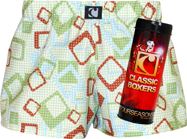 Dětské boxerky Represent CLASSIC 01 R2K-BOX-010146