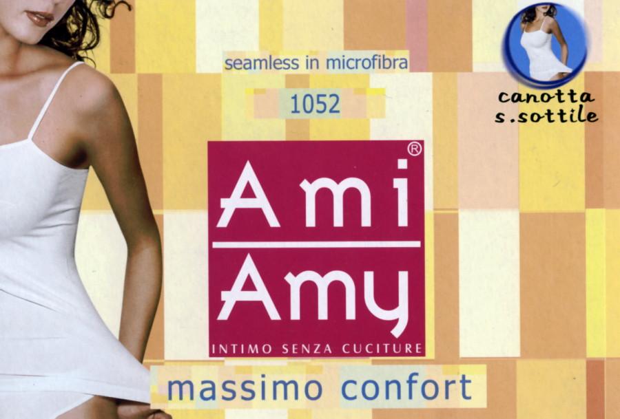 Dámská bezešvá košilka Ami Amy canotta - sleva