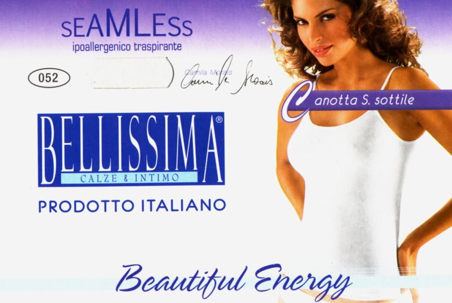 Dámská bezešvá košilka Bellissima canotta - SLEVA