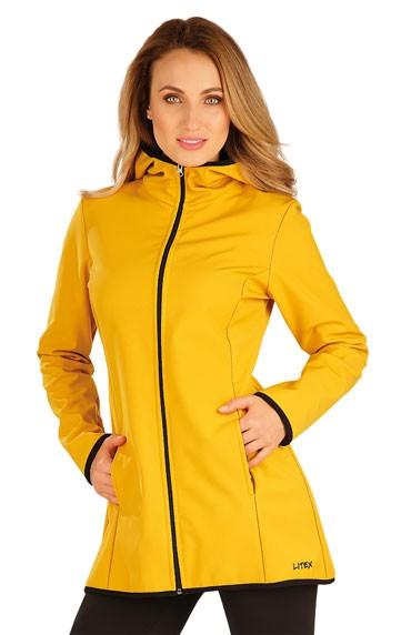 Dámská bunda softshellová s kapucí Litex 7A214