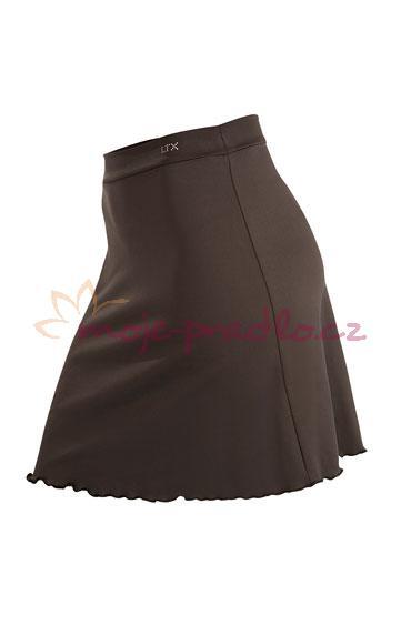 Dámská černá sukně Litex 93490