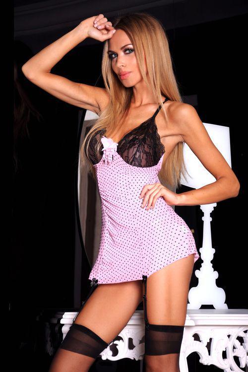 Dámská erotická košilka 7-Heaven Lilie