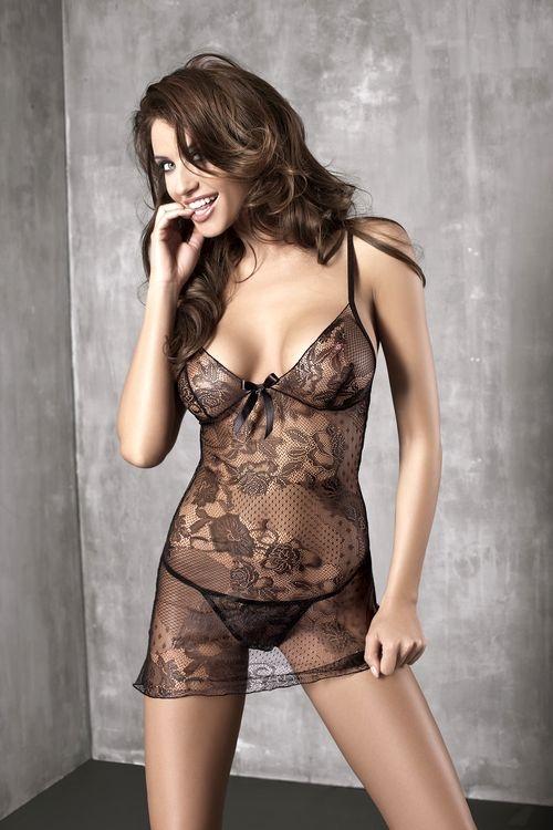 Dámská erotická košilka Anais Innocence set
