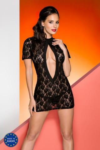 Dámská erotická košilka Avanua Rika chemise black