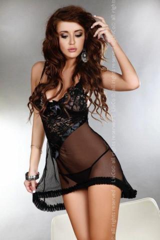Dámská erotická košilka Livia Corsetti Nikoleta