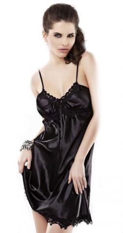 Dámská košilka DKaren Viola černá