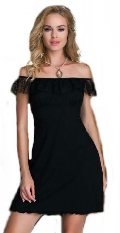 Dámská košilka Eldar Elisa černá