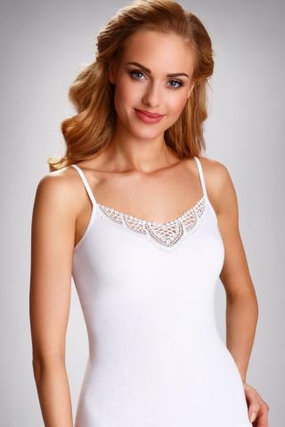 Dámská košilka Eldar Julia bílá