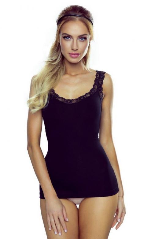 Dámská košilka Eldar Lori černá