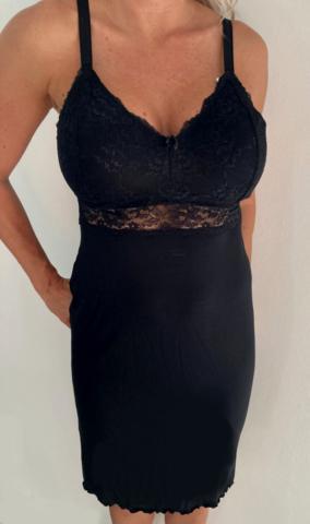 Dámská košilka FOLLIA Marisel černá