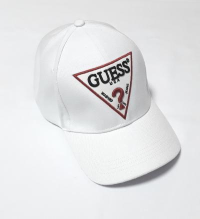 Dámská kšiltovka Guess O94Z05 bílá