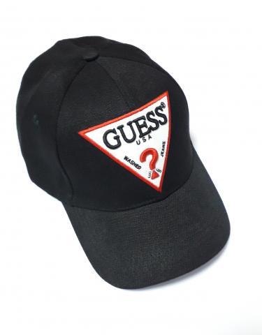 Dámská kšiltovka Guess O94Z05 černá