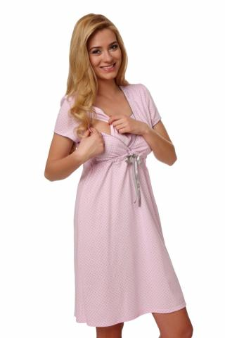 Dámská mateřská košile Italian Fashion Felicita růžová