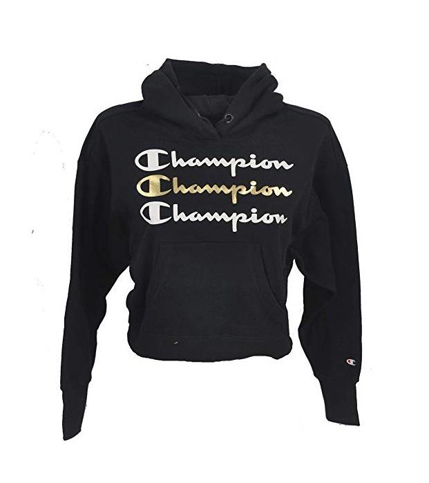 Dámská mikina Champion 112490 černá