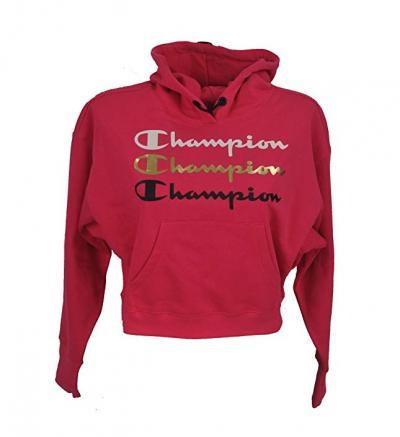 Dámská mikina Champion 112490 červená