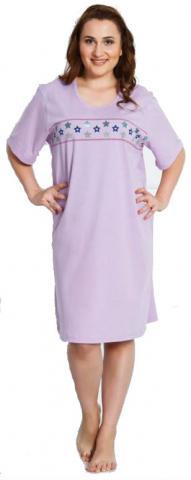 Dámská nadměrná noční košile Vienetta Secret Alexandra