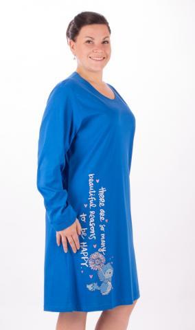 Dámská nadměrná noční košile Vienetta Secret Angela