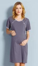 Dámská noční košile mateřská Vienetta Secret Ema