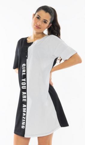 Dámská noční košile Vienetta Secret Relax