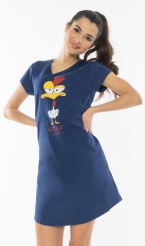 Dámská noční košile Vienetta Secret Stay