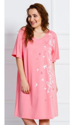 Dámská nadměrná noční košile Vienetta Secret Vlaštovky