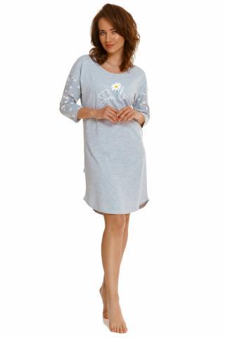 Dámská noční košile Taro 2573 Nicole šedá