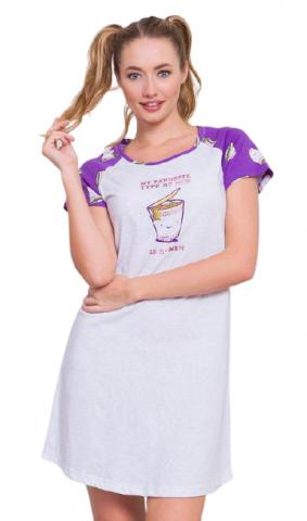 Dámská noční košile Vienetta Secret Erika