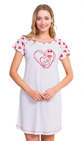 Dámská noční košile Vienetta Secret Love