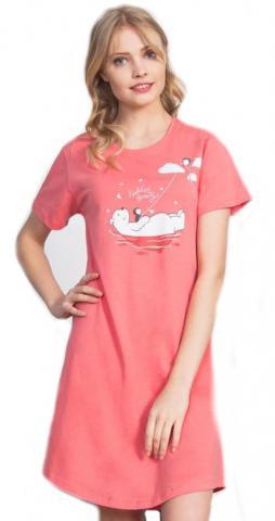 Dámská noční košile Vienetta Secret Sweet friends