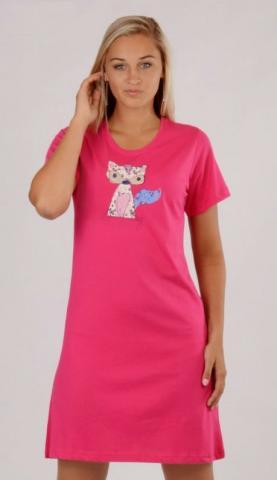 Dámská noční košile Vienetta Secret Velká Liška