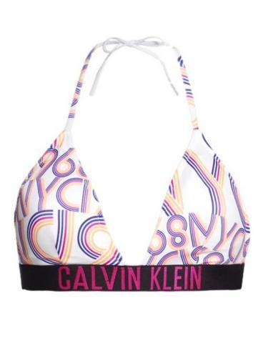 Dámská plavková podprsenka Calvin Klein KW00888