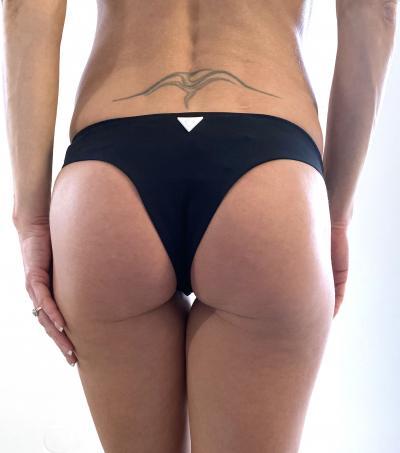 Dámská plavkové brazilky Guess 02O22 černá