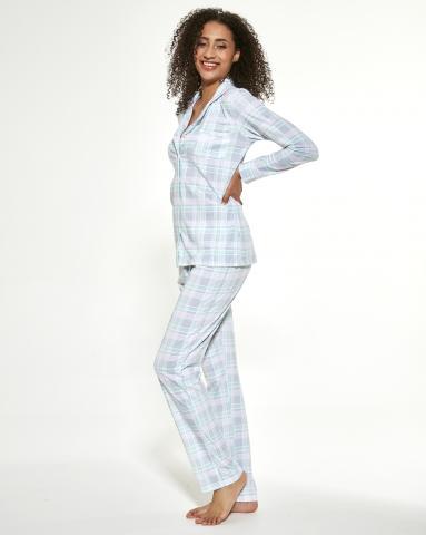 Dámská propínací pyžamo Cornette SUSIE 482/284