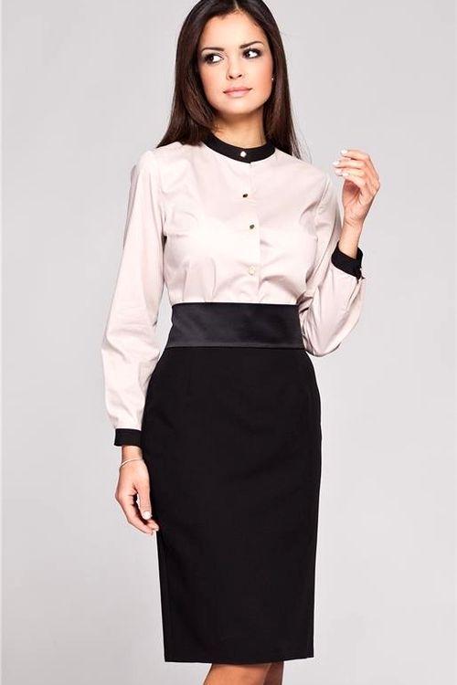 Dámská sukně FIGL M160 černá