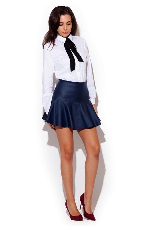 Dámská sukně Katrus K239 granátová