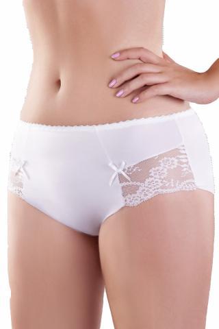 Dámské bílé kalhotky Modo 144